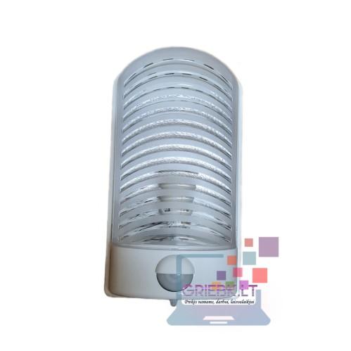 Sieninis šviestuvas su judėsio jutikliu F711/2