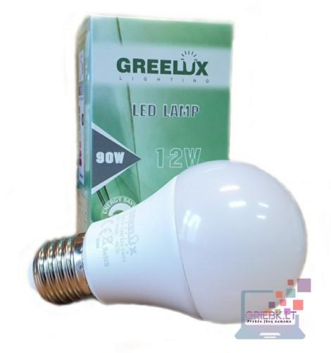 LED lemputė A60 12W E27 Greelux