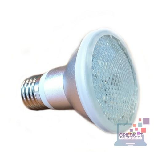 LED lempa augalams 7W E27 Greelux