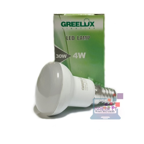 LED lemputė R39 4W E14 Greelux