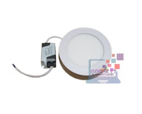 LED panėlė virštinkinė Greelux 6W 4000K